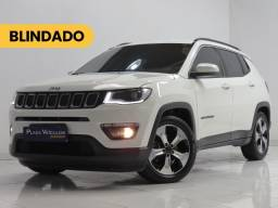Jeep Compass 2.0 Longitude Flex 2018/2018 Blindagem Inbra