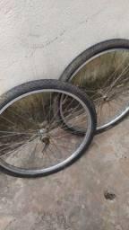 Rodas bicicleta