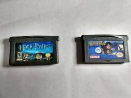 Harry Potter de gba (game boy advance) 30R$