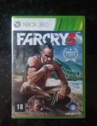 Jogo FarCry 3 Xbox 360 usado