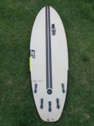 Prancha de Surf Gringa JS Black Box II, 6,1 muito conservada.