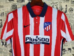 Camisa Atlético de Madrid 2020-21 (Home-Uniforme 1)