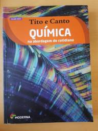 Quimica na abordagem do cotidiano - Tito e Canto