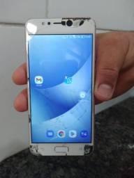 Celular Asus 4 max 32 GB ,CP. Defeito na tela . leia amuncio