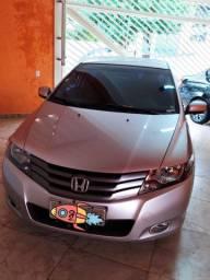Honda City DX 1.5 2011 único dono