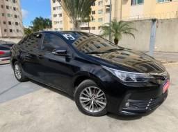 Título do anúncio: Corolla Gli 1.8 Aut 2019 com GNV - Entr. + Mensais de R$ 1.779,80