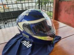Capacete AGV Valentino Rossi edição limitada
