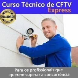 Seja Um Técnico Em Cftv! Desempregado ou Ganhando Pouco? Curso Técnico de Cftv Express