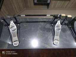 Peças de bateria Pedal e Máquina