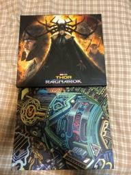 Livro em Inglês The art of Thor Ragnarok