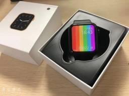 """Relogio Smartwatch IWO W46 Tela Infinita 1,75"""" Personaliza tela 4 a 7 dias de bateria"""