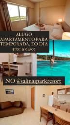 SALINAS PARK RESORT - ALUGO APARTAMENTO