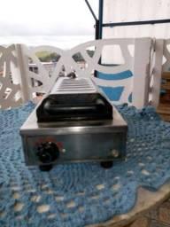 Máquina de crepe suíço