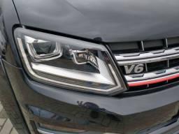 AMAROK HIGHLINE AUTOMÁTICA V6 3.0 TURBO DIESEL 4X4 ANO 2019
