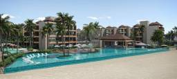 Título do anúncio: APT 324, 2 Quartos,1 Suite, 55 m2, Lazer, Pé de Areia, Lançamento,P Dunas,Aquiraz