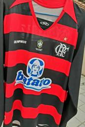 Camisa do Flamengo original 100