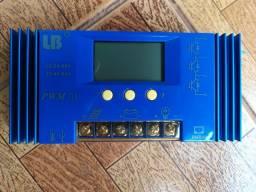 Controlador de Carga (Regulador) de Painel Solar - Pwm LB, 20-40-60a, 12-24-48V