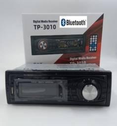 Som Automotivo 60wx4 Bluetooth Radio Fm Veicular Mp3 de Carro