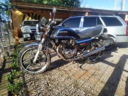 Honda CB 450 Custom 1984 Motor Novo