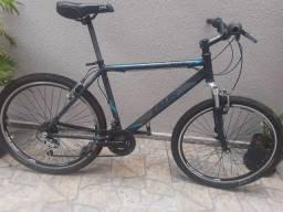 Bicicleta de alumínio Caloi Aro 26