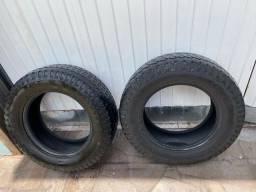 Vendo Dois pneus 265/65R18