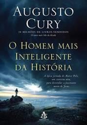 Livro - O Homem mais inteligente da história - Augusto Cury