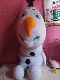 Olaf de pelúcia apenas R$25!!!