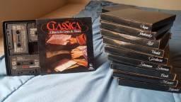 Fitas K7 - Coleção Gênios da Música Clássica Mundial