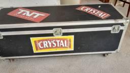 Case para instrumentos músicais