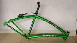 Quadro Bike Caloi 100 Aluminio Feminina
