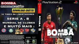 Bomba Patch Mundial de Clubes + Bomba Patch 21 + GTA Rocinha