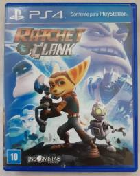 Jogo Ps4 Ratchet Clank Fifa 15 bem novinho