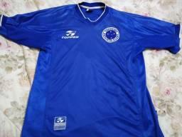 Camisa Cruzeiro 2000