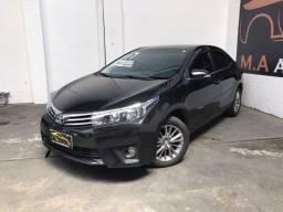 Novo demais! Toyota Corolla Xei 2.0 XEI Flex 4P Automático 2017 ( + pequena entrada)