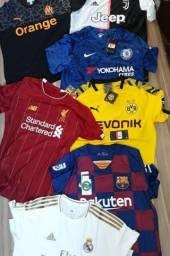 Fornecedor de camisas de times de futebol