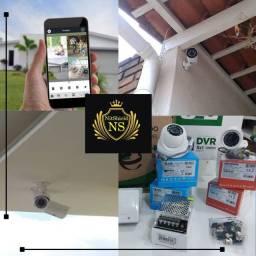 Sistema de câmeras instalado!! Parcela de 150