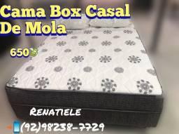 Cama De Mola ** Cama De Mola#@#@# Cama Casal De Mola** FRETE GRATIS