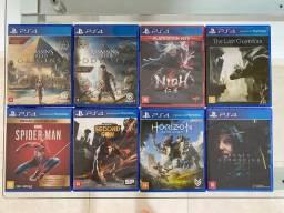 Jogos PS4 (Usados)