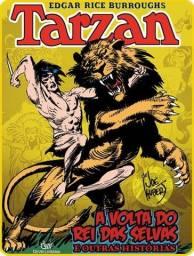 Tarzan - Coleção Digital Hqs Todas As Editoras Atualizado