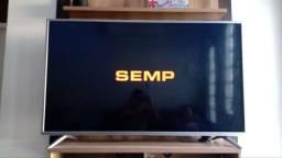 Smart tv semp TCL 4k.. 55 polegadas..92/992-87-06-71