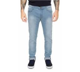 Calça Jeans Cobra D'água - Azul Claro - Tamanho 42 - 100% Original