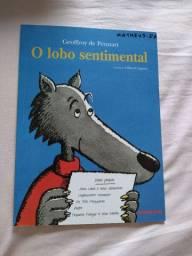 Livro infantil - O lobo sentimental