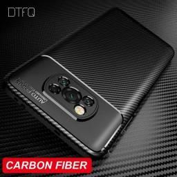 Capa Case Capinha Luxo - Xiaomi POCO X3 NFC e PRO Original