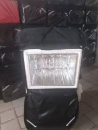Bolsa motoboy bag 45L entregas todo BR