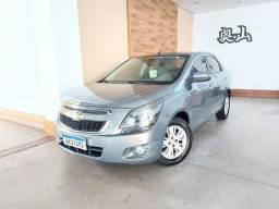 GM - Chevrolet - Cobalt 1.8 LTZ flex ano 2013 completo 4 portas