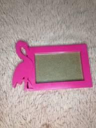 Quadro de flamingo rosa