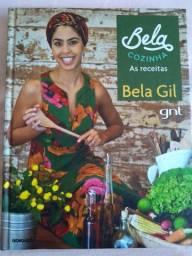 Livro Bela Gil as Receitas