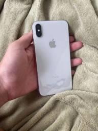 iPhone X 64gb branco (passo cartão)
