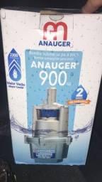 Bomba De Agua Para Poço Submersa Sapo Anauger 900