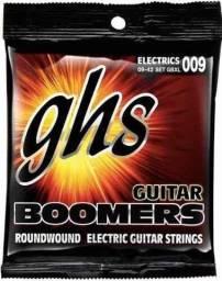 Encordoamento guitarra GHS u.s.a 0.9